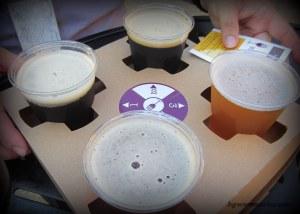 Beer is always good!