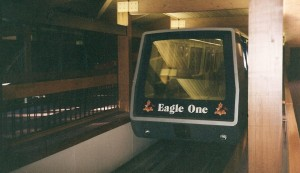 Eagle One Monorail