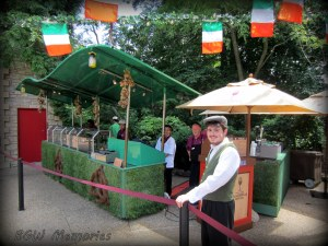 Welcome to Ireland!  C'ead Mile Failte!
