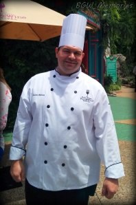 Chef Justin Watson